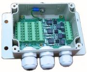 3 stage surge protection